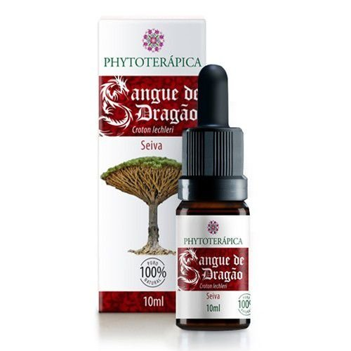 SEIVA DE SANGUE DE DRAGAO - 10 ML