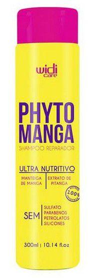 PHYTOMANGA - SHAMPOO REPARADOR 300ML - WIDI CARE
