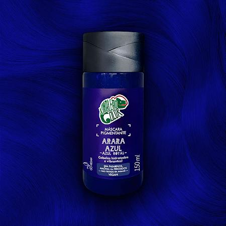 Máscara Pigmentante Kamaleão Color - Arara Azul 150Ml