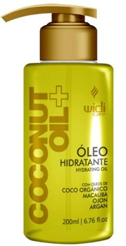 COCONUT OIL HIDRATANTE WIDI CARE 120ML