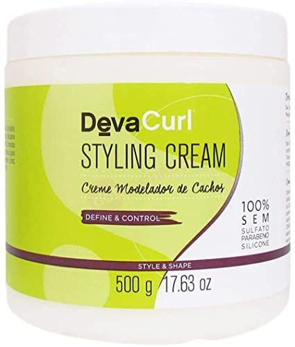DEVA STYLING CREAM 500g