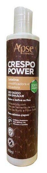Gelatina Apse Crespo Power 300Ml