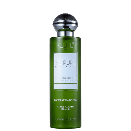 SO PURE EXFOLIATING SHAMPOO KEUNE 250ML