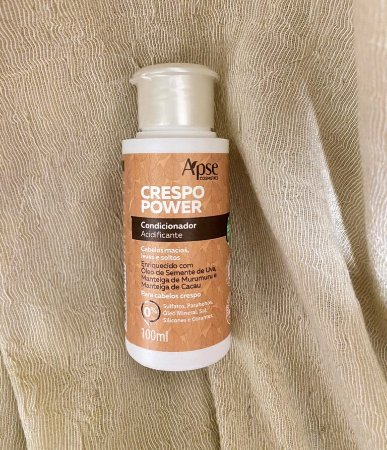 CONDICIONADOR CRESPO POWER 100 ML