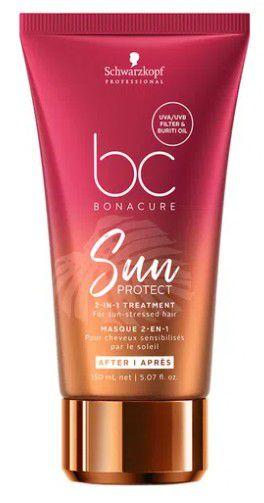 Schwarzkopf BC Sun Protect Máscara 2 em 1 – Máscara Capilar - 150ml