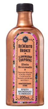 ILUMINADOR CORPORAL Lola Cosmetics - Be(M)dito Bronze - 200ml