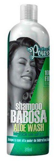 Shampoo Babosa Aloe Wash Soul Power 315ml
