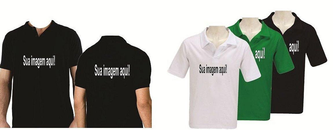 33dfd2bb96 Camisa polo - Masculina ou Feminina - Super Séries Roupas