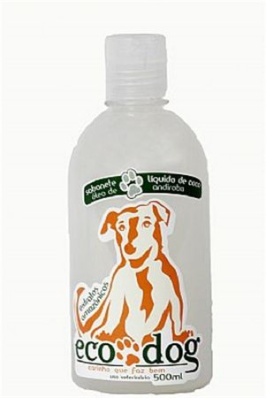 Sabonete Líquido de Coco ECO DOG 500ml com Óleo de Andiroba