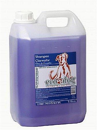 Shampoo Clareador ECO DOG 5L com Óleo de Andiroba