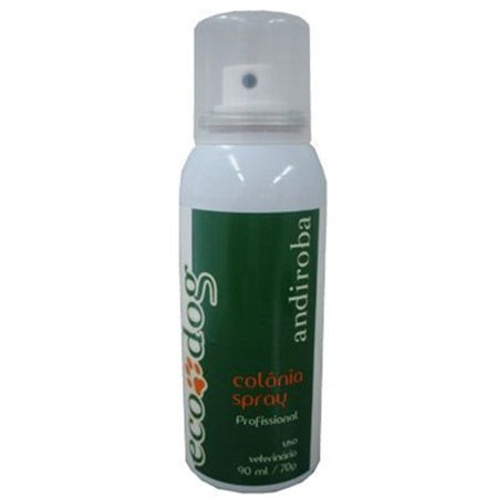 Colônia Aero Andiroba ECO DOG 90ml