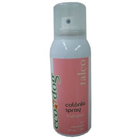 Colônia Aero Talco ECO DOG 90ml
