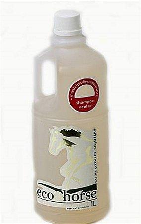 Shampoo Neutro ECO HORSE 1L com Óleo de Andiroba e Copaíba