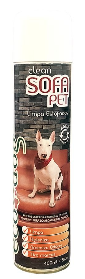 Clean Sofa Pet - Limpa Estofados