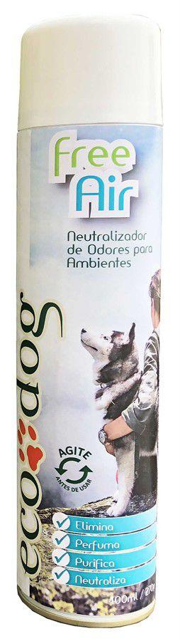 Free Air Neutralizador de Odores Eco Dog