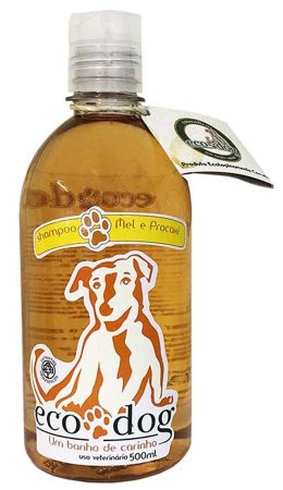 Shampoo Mel e Pracaxi ECO DOG 500ml