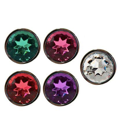 Plug Em Metal Cromado Color Gtoys