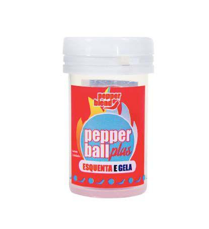 Pepper Ball Plus Esquenta Esfria Dupla