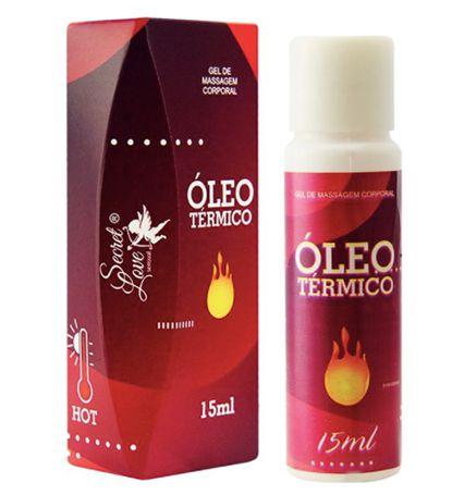 Óleo Térmico Hot