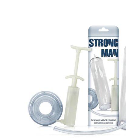 Bomba Peniana Strong Man Manual
