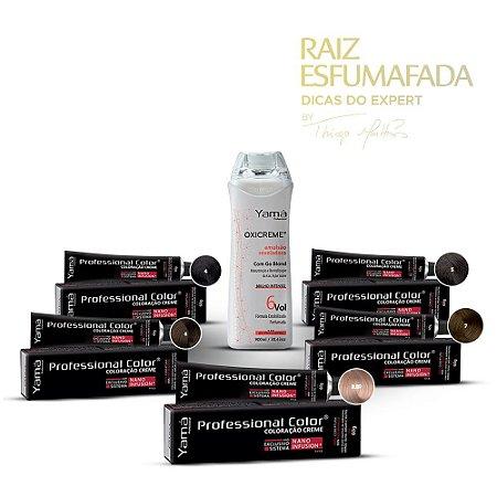 Kit Raiz Esfuma  By Thiago Martins