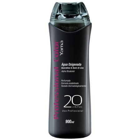 Água Oxigenada Cremosa Professional Color 20Vol  900ml