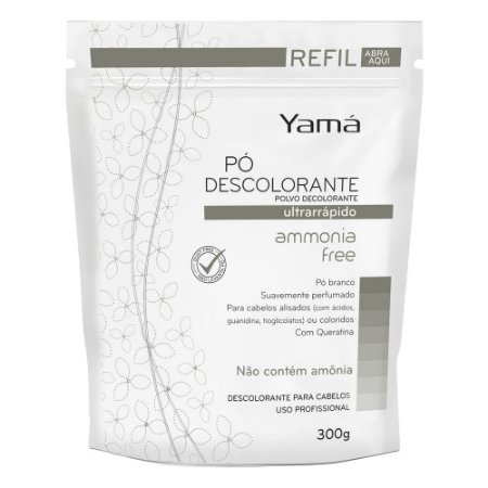 PÓ DESCOLORANTE AMMONIA FREE REFIL (300g)