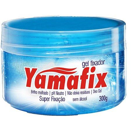 YAMAFIX GEL AZUL SUPER FIXAÇÃO (300g)