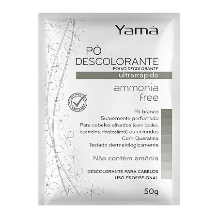 Pó Descolorante Ammonia Free  50g