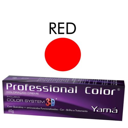 COLOR MIX PROFESSIONAL COLOR RED (60g)