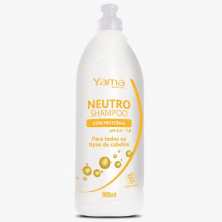 Shampoo Yamá Beauty Care Neutro 900ml