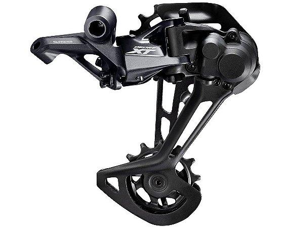Câmbio Traseiro Shimano Deore XT RD-M8100 SGS Shadow Plus 12v