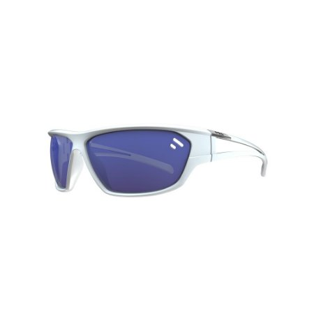 Óculos HB FLIP - Pearled White Blue Chrome