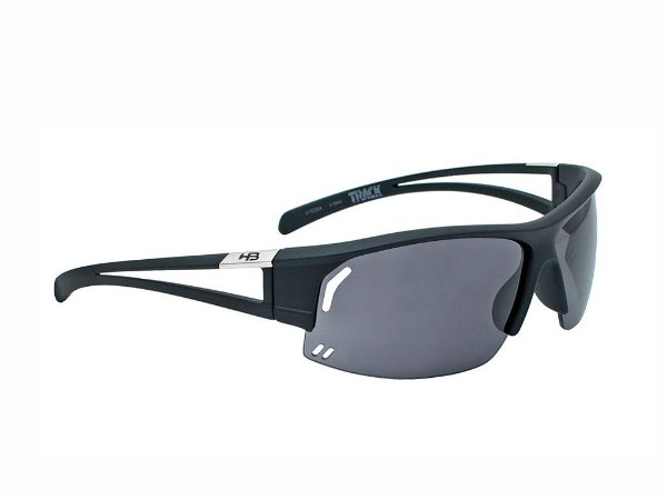 Óculos HB Track - Matte Black Gray