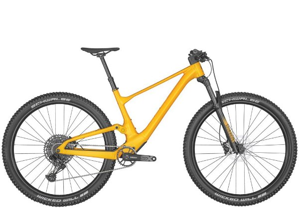 Bicicleta Scott Spark 970 Orange 2022 - Sram Eagle 12v