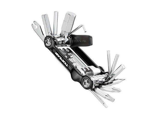 Canivete Multiferramenta Topeak Mini 20 Pro c/ 23 funções