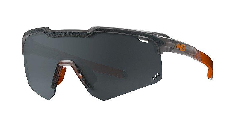Óculos HB Shield Evo Road - Matte Onyx  / Silver