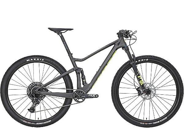 Bicicleta Scott Spark RC 900 Comp Dark Grey 2021 - Sram NX Eagle 12v