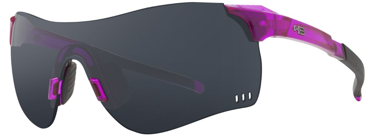 Óculos HB QUAD F - Magenta Gray