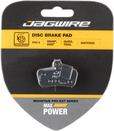 Pastilha Freio a Disco Jagwire Pro Extreme DCA598 (Avid Trail, Sram Guide, G2)