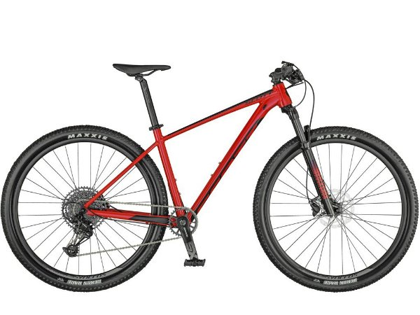 Bicicleta MTB Scott Scale 970 2021 Red - Sram SX Eagle 12v