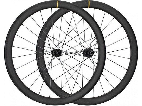 Rodas Speed Mavic Cosmic SL 45 Carbon Disc Center Lock (2021) Tubeless