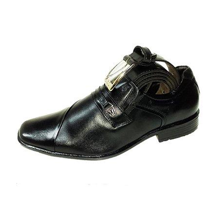 Sapato Masculino West Fran BRC -10480023 Social Preto
