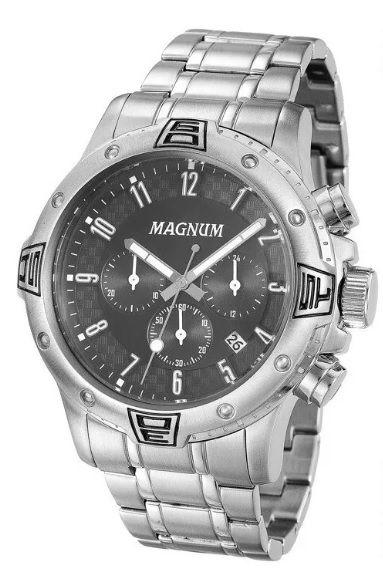 RELÓGIO MASCULINO MAGNUM MA34405T