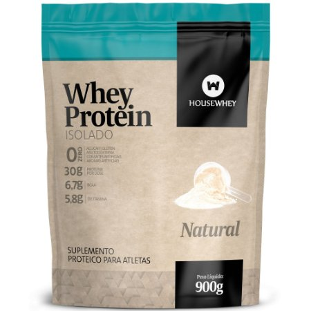 WHEY PROTEIN ISOLADO - SABOR NATURAL - 900g