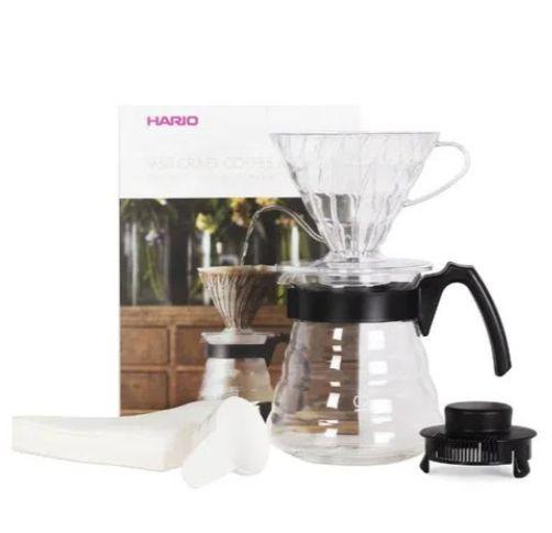 Conjunto Kit Hario V60 Craft Coffee Maker
