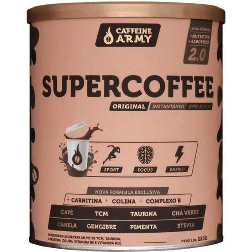 Super Coffee 2.0 - Caffeine Army -220g