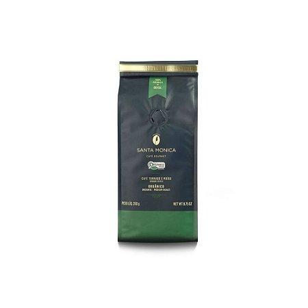 Café Torrado e Moído Orgânico Santa Monica - 250g