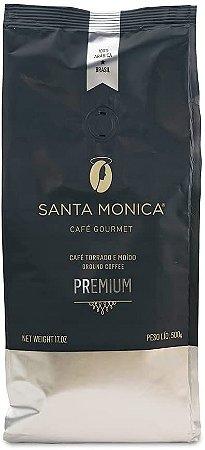 Café Torrado e Moído Premium Santa Monica - 500g