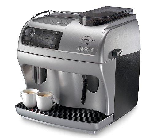 Cafeteira Automática GAGGIA Syncrony Logic 220v